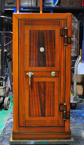 Antique Safe C258
