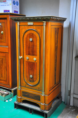 Antique Safe