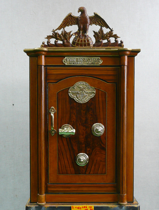 Antique Safe 253