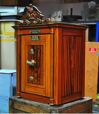 Antique Safe 268