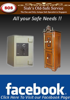 Siah's Old-Safe Service - Facebook page